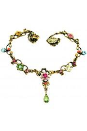 Michal Negrin Multicolor Ornate Necklace