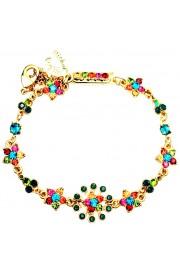 Michal Negrin Multicolor Stars Bracelet