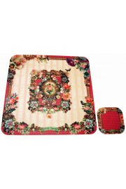 Michal Negrin Placemats and Coasters Set