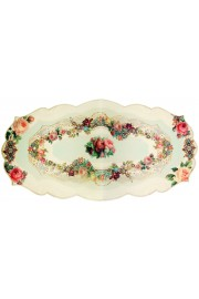 Michal Negrin Victorian Roses Runners Set