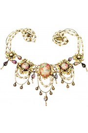 Michal Negrin Victorian Splendor Necklace