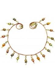 Michal Negrin Autumn Bells Necklace