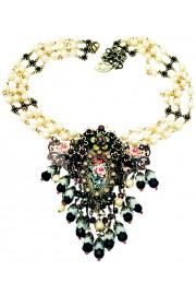 Michal Negrin Baroness Drama Necklace