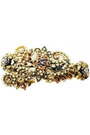 Michal Negrin embellished Lace Hair Clip