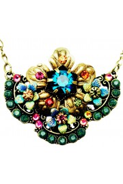 Michal Negrin Multicolor Anemone Necklace