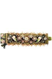Michal Negrin Peach Embellished Bracelet