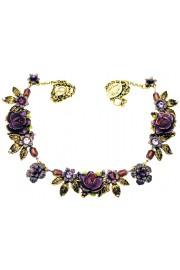 Michal Negrin Purple Ayala Necklace