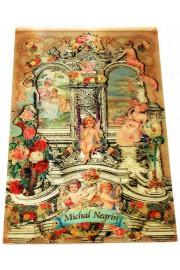 Michal Negrin Cherubs Lenticular Postcard