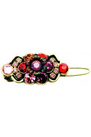 Michal Negrin Red Purple Pink Hairpin
