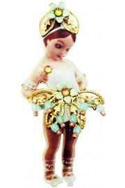 Michal Negrin Vintage Ballerina Brooch