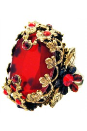 Michal Negrin Red Noa Ring