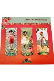 Michal Negrin Retro Bookmarks Set