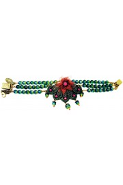 Michal Negrin Exotic Fan Bracelet