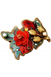 Michal Negrin Victorian Rose Hairpin