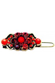 Michal Negrin Red Tones Hairpin