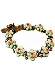 Michal Negrin Vintage Roses Bracelet