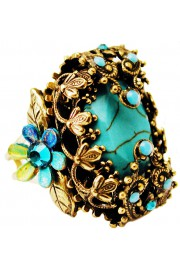 Michal Negrin Turquoise Noa Ring