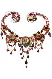 Michal Negrin Spanish Roses Splendor Necklace