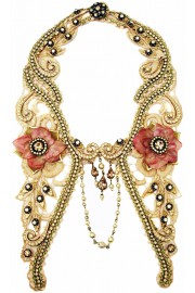 Michal Negrin Vintage Statement Necklace
