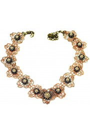 Michal Negrin Delicate Lace Necklace