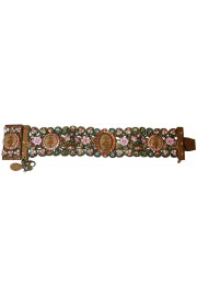 Michal Negrin Roses Cameos Bracelet