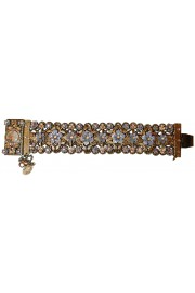 Michal Negrin Silver Cameo Bracelet