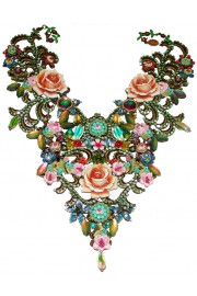 Michal Negrin Baroque Necklace