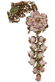 Michal Negrin Nude Hyacinth Necklace