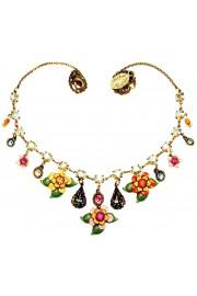 Michal Negrin Multicolor Tokyo Necklace