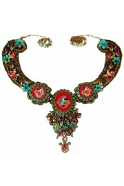 Michal Negrin Disney Cameos Lace Necklace  (Exclusive)