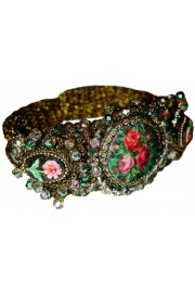 Michal Negrin Cameos Clamp Bracelet