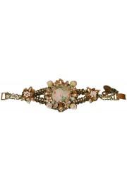 Michal Negrin White Rose Bracelet