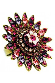 Michal Negrin Purple Pink Sun Ring