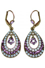 Michal Negrin Raindrop Earrings