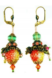 Michal Negrin Pineapple Earrings