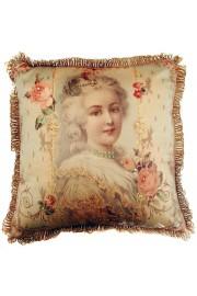 Michal Negrin Baroque Cushion Cover