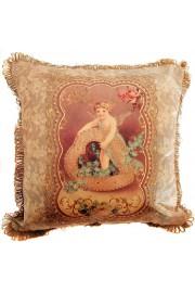 Michal Negrin Cherub Cushion Cover