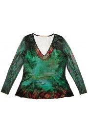 Michal Negrin Enchanted Forest Shirt