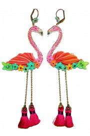 Michal Negrin Flamingo Earrings