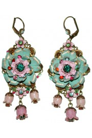 Michal Negrin Lily Rose Earrings