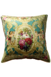 Michal Negrin Baroque Cushion Cover