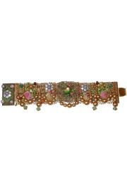 Michal Negrin Multicolor Baroque Bracelet
