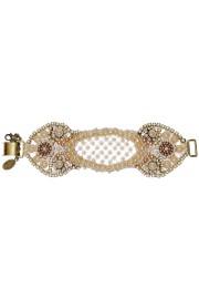 Michal Negrin Baroque Pearls Bracelet