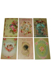 Michal Negrin 6 Assorted Greeting Cards