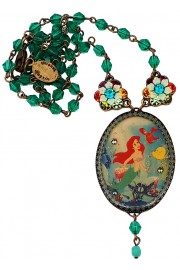 Michal Negrin The Little Mermaid Cameo Necklace (Exclusive)
