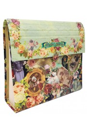 Michal Negrin Accordion Folder