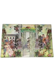 Michal Negrin Victorian Manor Lenticular Postcard