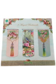 Michal Negrin Victorian Bookmarks Set