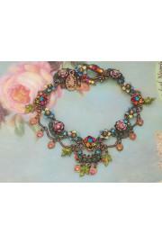 Michal Negrin Multicolor Spring Garden Bracelet