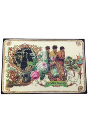 Michal Negrin Victoriana Lenticular 3D Postcard